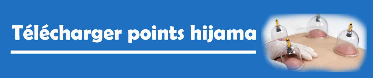 telecharger points de hijama
